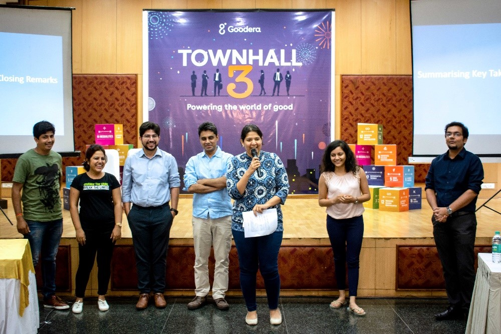 Townhall 3