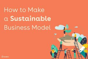 How to make a sustainable business model