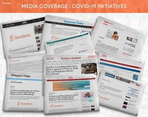 Media coverage COVID-19 initiatives