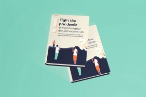 Fight the pandemic of misinformation around vaccination