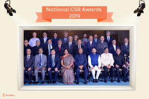 National csr awards 2019