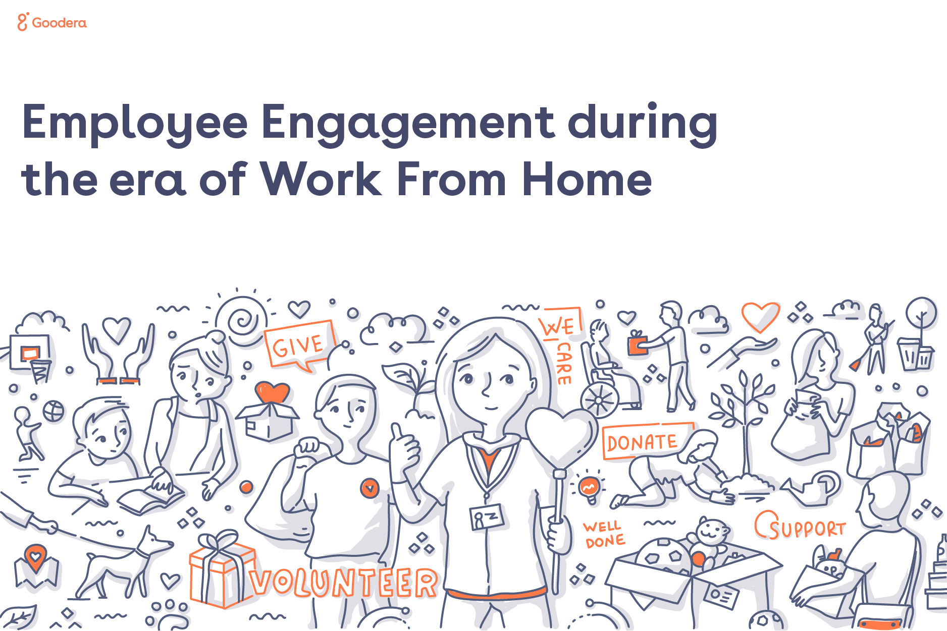 Employee Engagement during the era of Work From Home