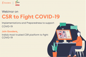 Goodera's Webinar on Implementations and Preparedness to support COVID-19