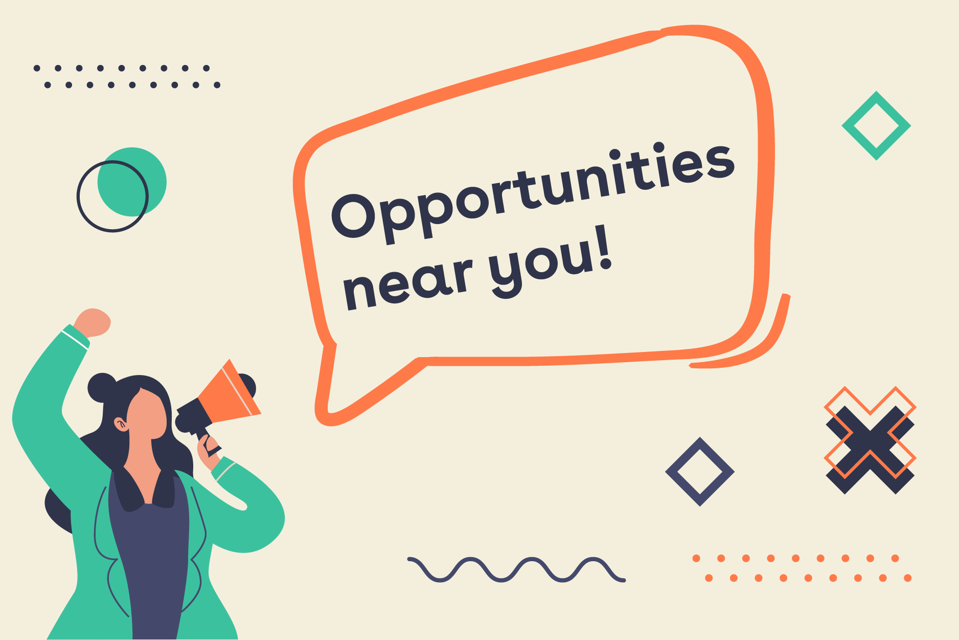 How can you do good by finding volunteer opportunities near you?