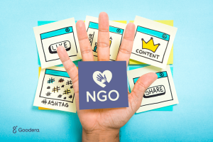 Create a captivating online presence for your NGO
