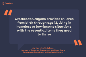 Questions for Cradles to Crayons