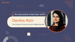 A conversation with Devika on diversity and inclusion in the workplace