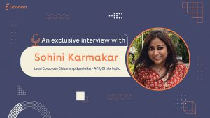 Women's History Month 2021: An interview with Sohini Karmakar