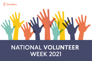 7 ideas to celebrate National Volunteer Week in 2021
